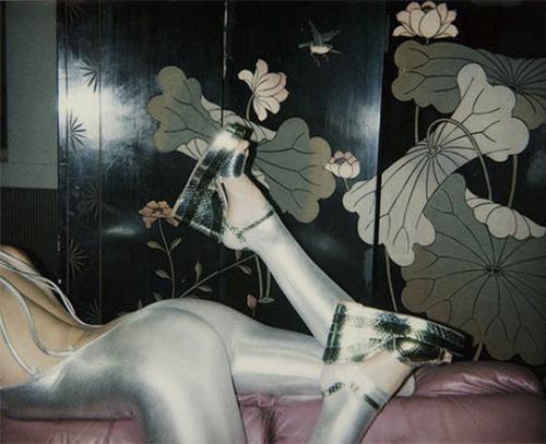 Emma Summerton polaroids