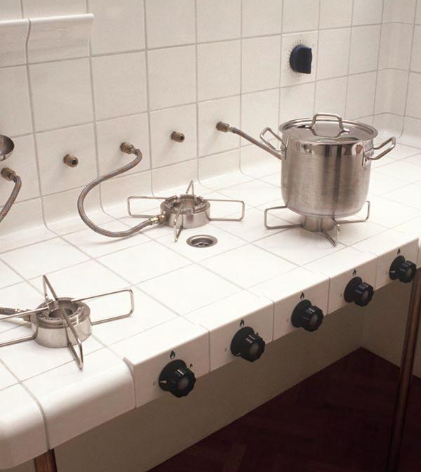 DTILE system kitchen