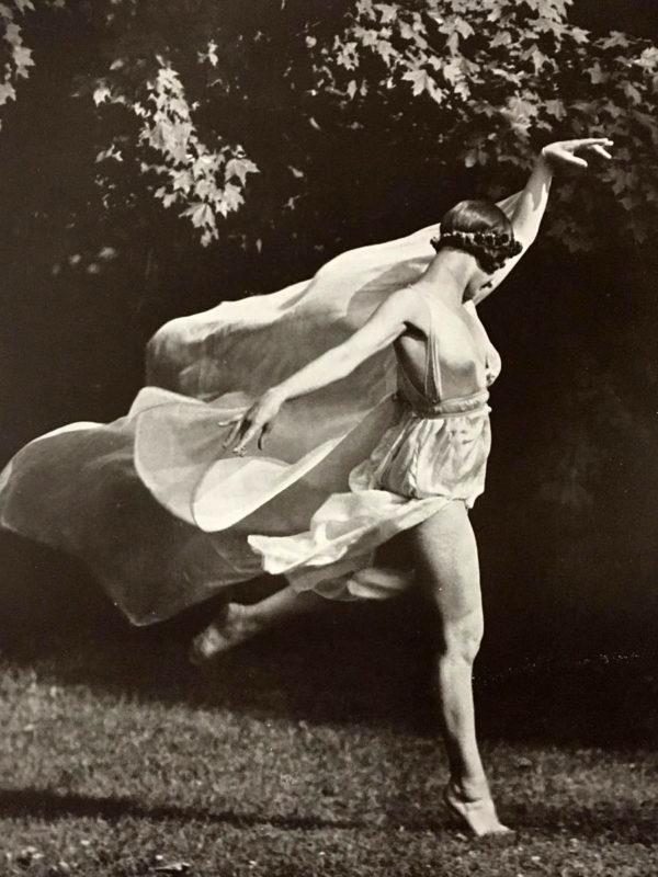 Isadora Duncan x Arnold Genthe