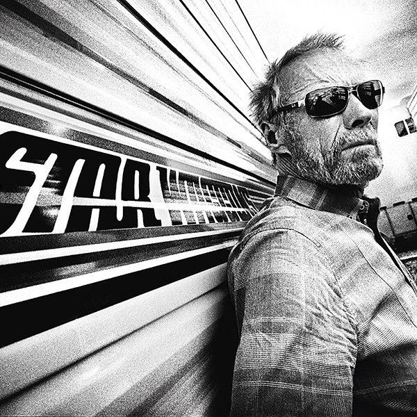 Clint Eastwood x Platon