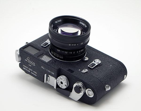 Takahashi Leica M4