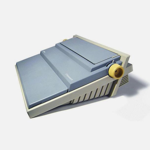 Olivetti ETP 55 Portable Typewriter