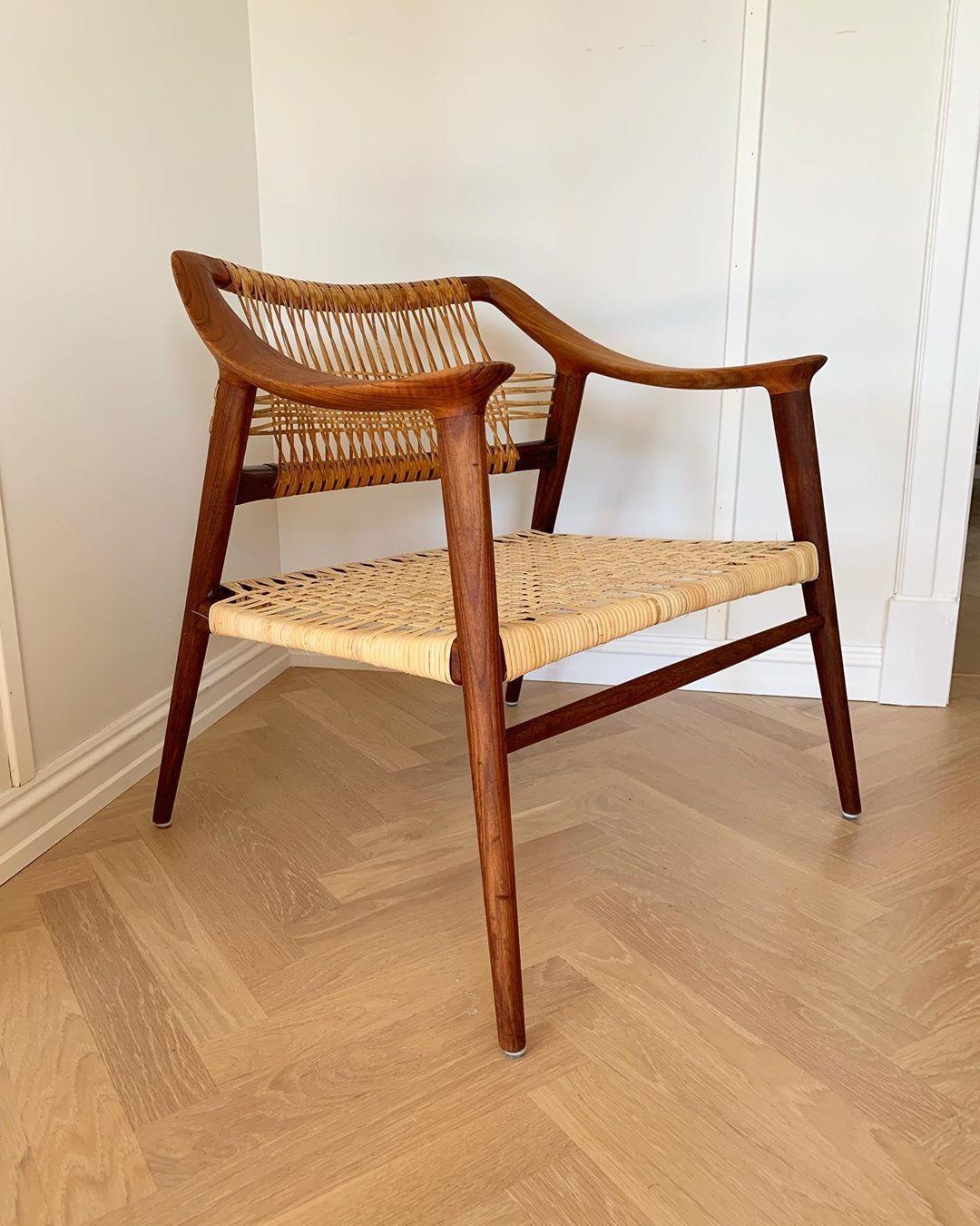 Bambi – Mod. 56/1 lounge chair