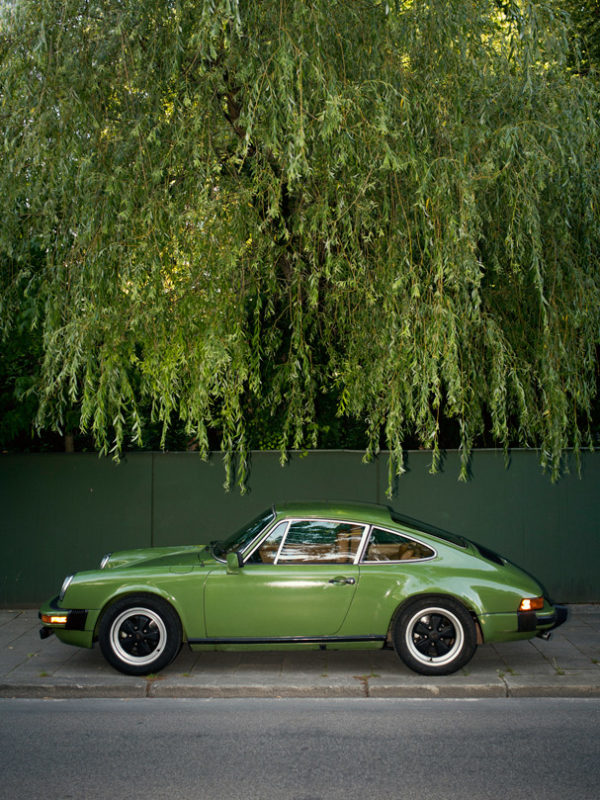 Green Porsche x Fritz Beck