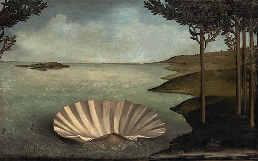The Birth of Venus x José Manuel Ballester