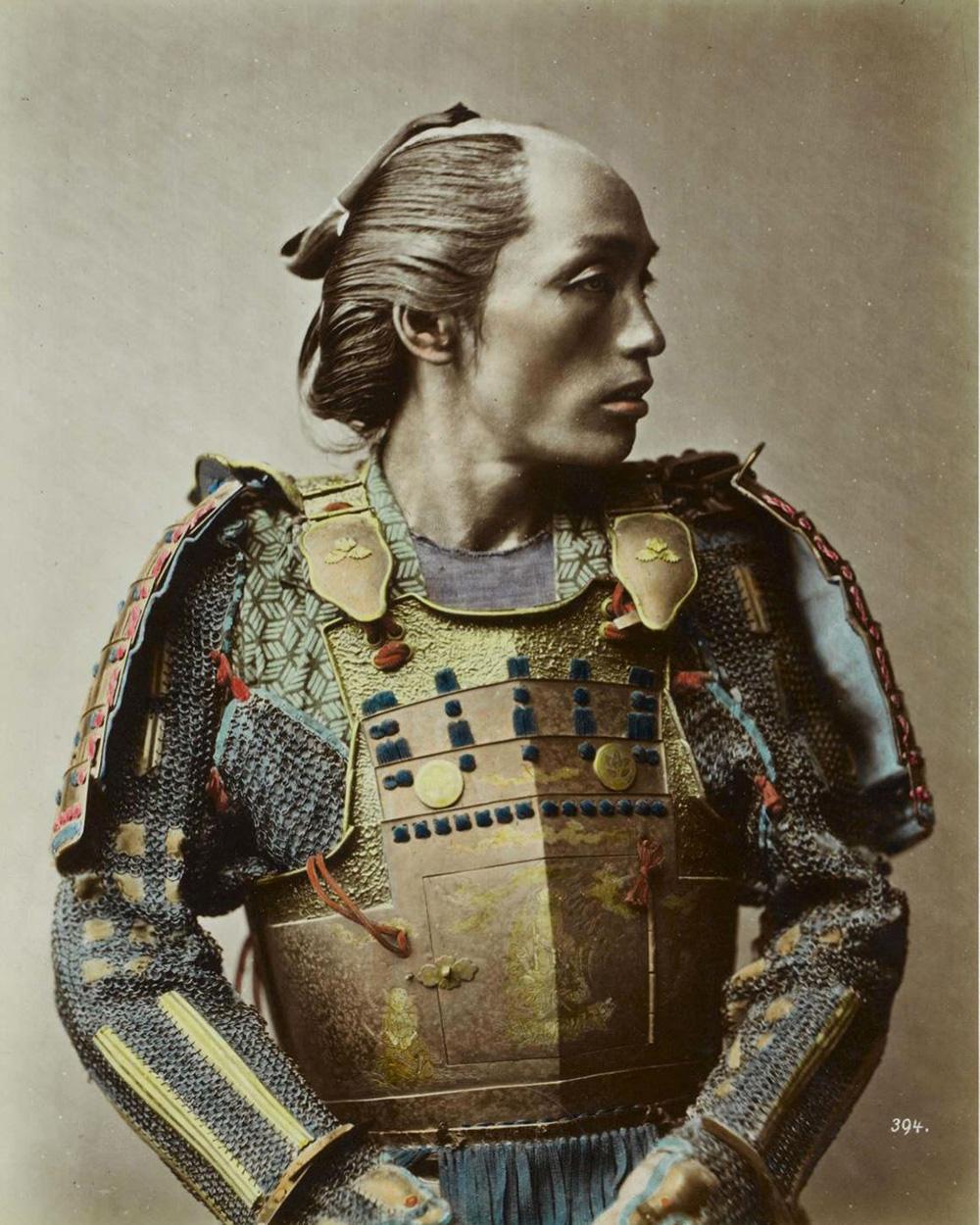 Samurai x Franz von Stillfried-Ratenicz