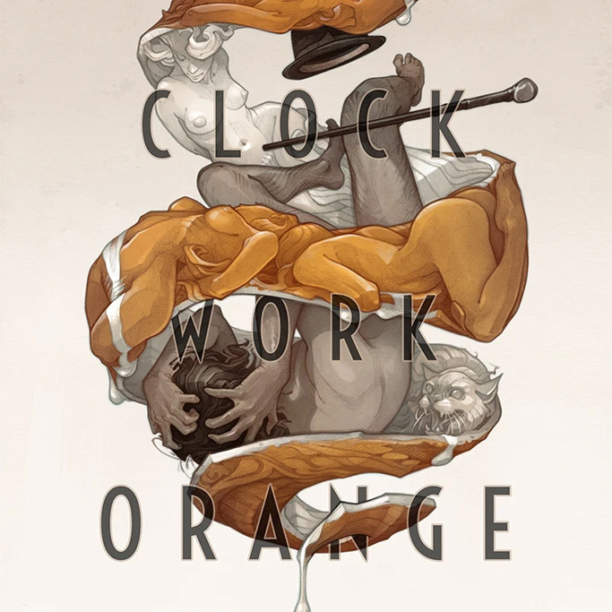 A Clockwork Orange x Wylie Beckert