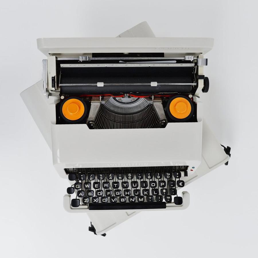 Olivetti Valentine typewriter