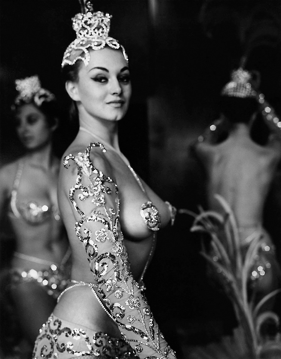 Chorus girl x Peter Basch