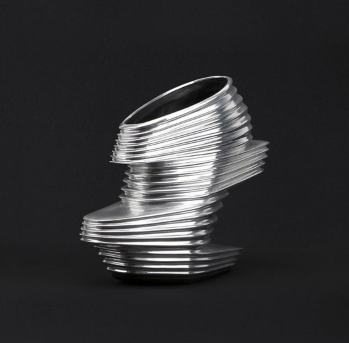 Zaha Hadid x United Nude shoe