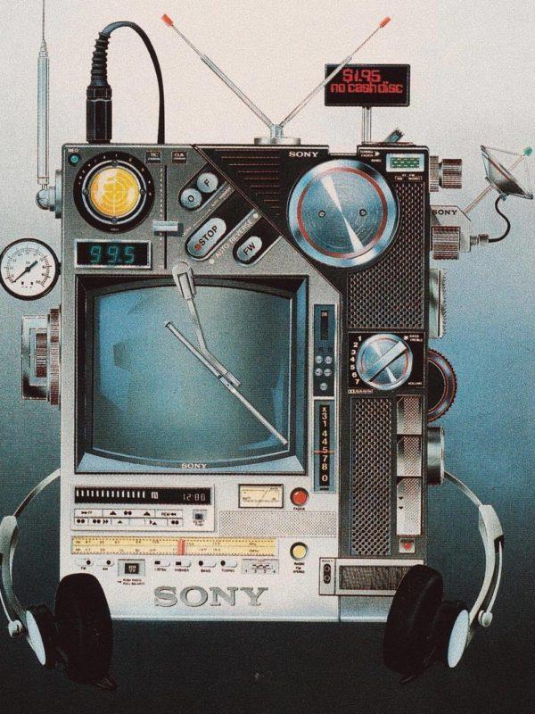 Sony Watchman