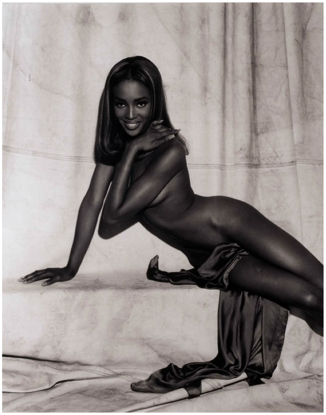 Naomi Campbell x Sante D'Orazio