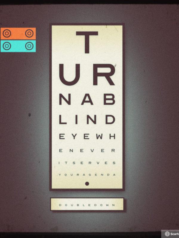 Government Employee Eye-Test Slide