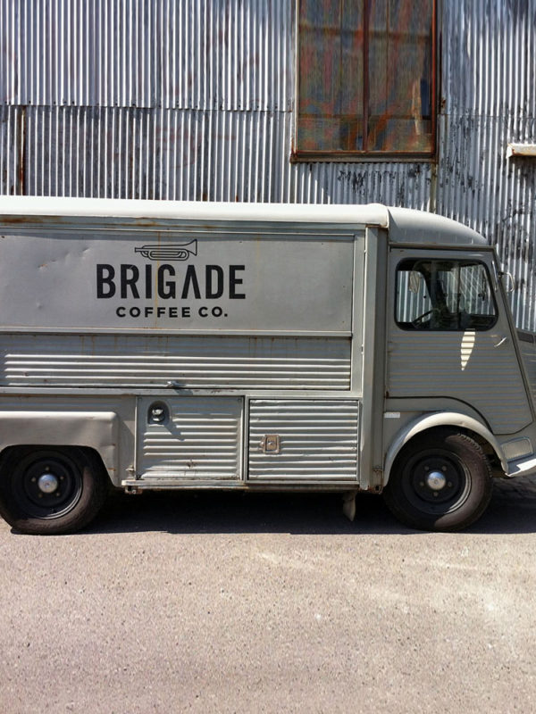 Brigade Coffee Company