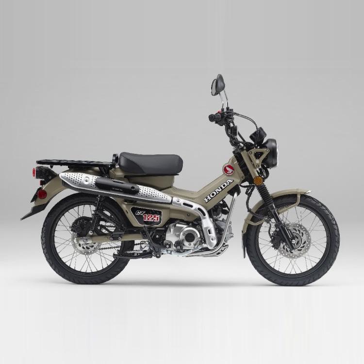 Honda 2020 CT125 Hunter Cub