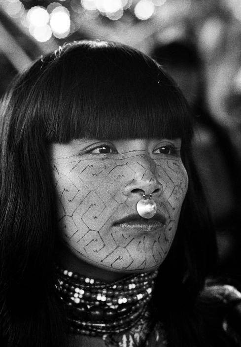 Shipibo woman