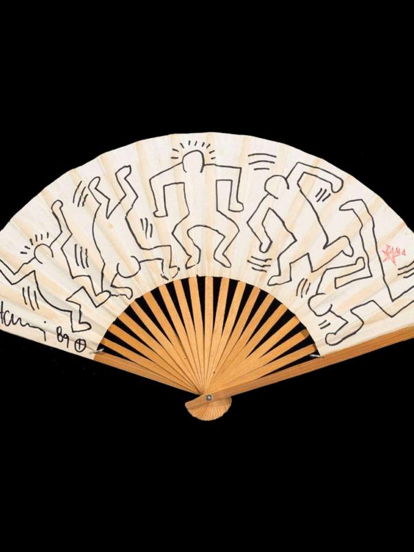 Keith Haring Fan