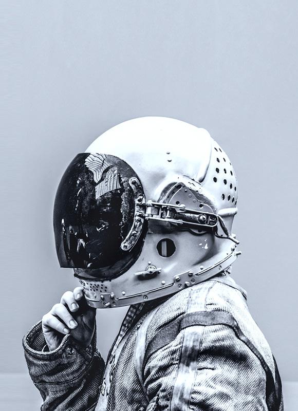 Space helmet of the week