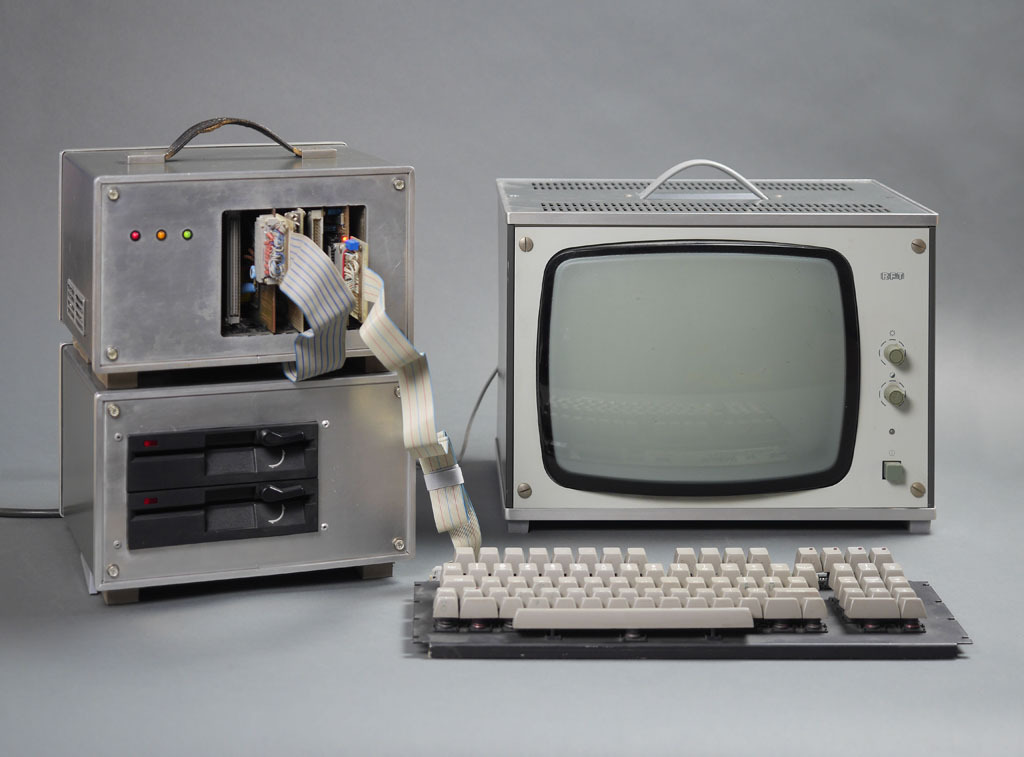 Cold war era PC