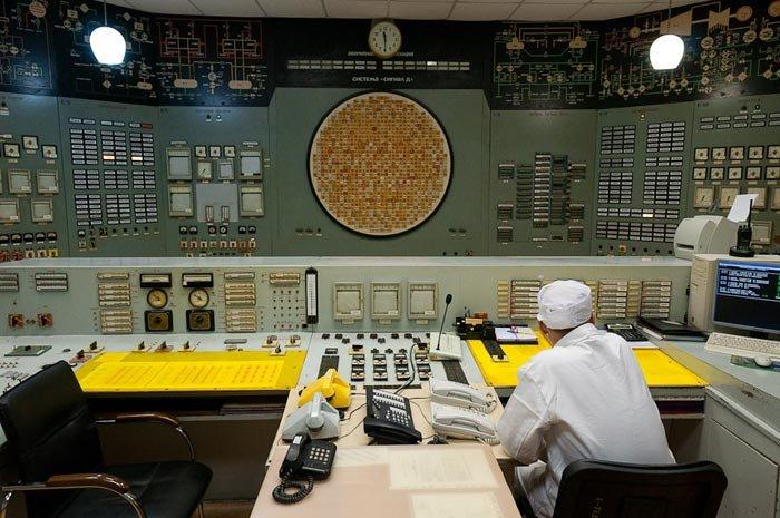 Vintage Soviet Control Rooms