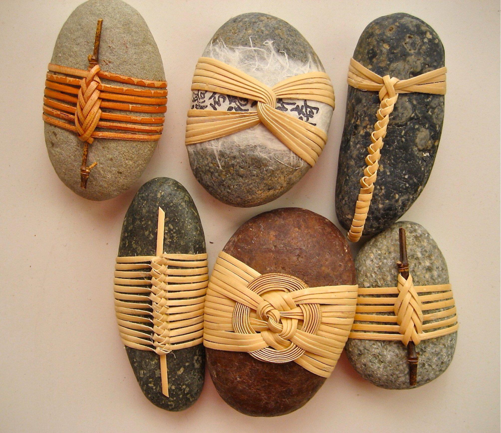 Shibari rocks