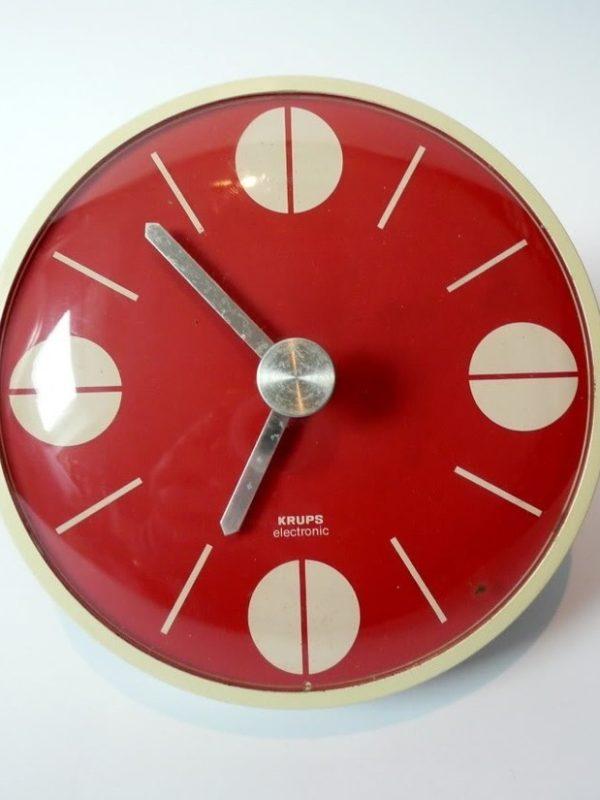 Krups Electronic Clock