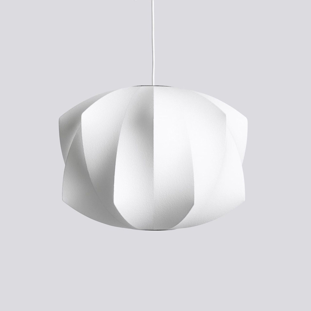 George Nelson Propeller Bubble Pendant Lamp