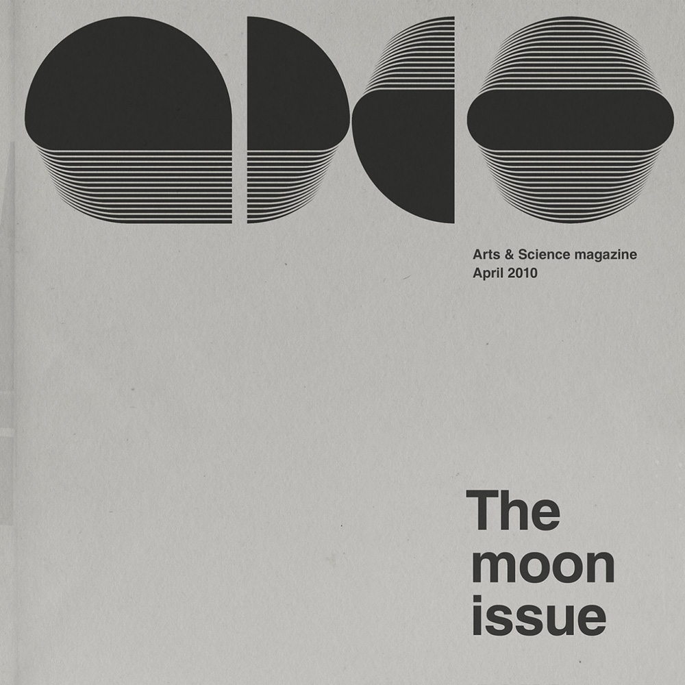 Arts & Science Magazine: The Moon Issue