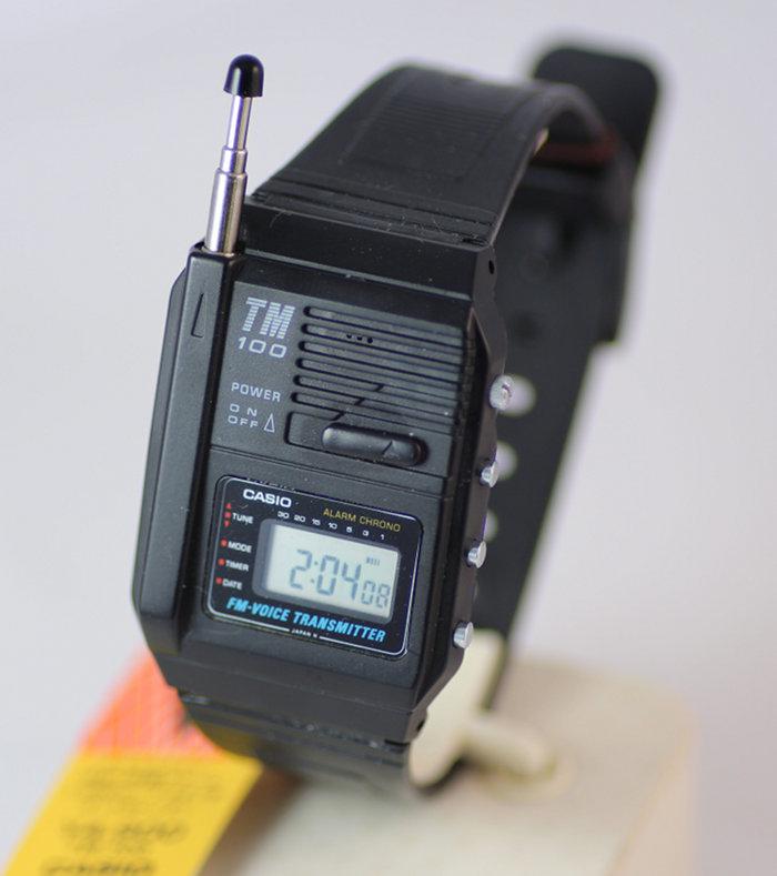 Casio TM-100 Transmitter Watch