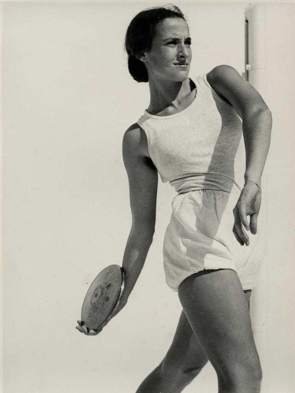 Liselotte Grschebina