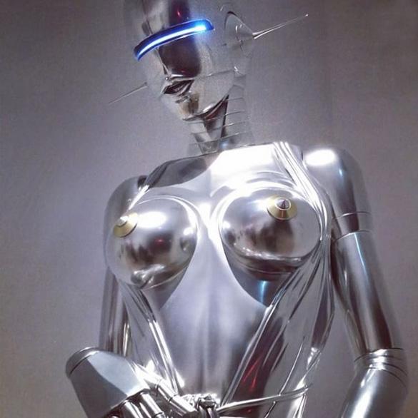 Sorayama Sexy Robot 2016