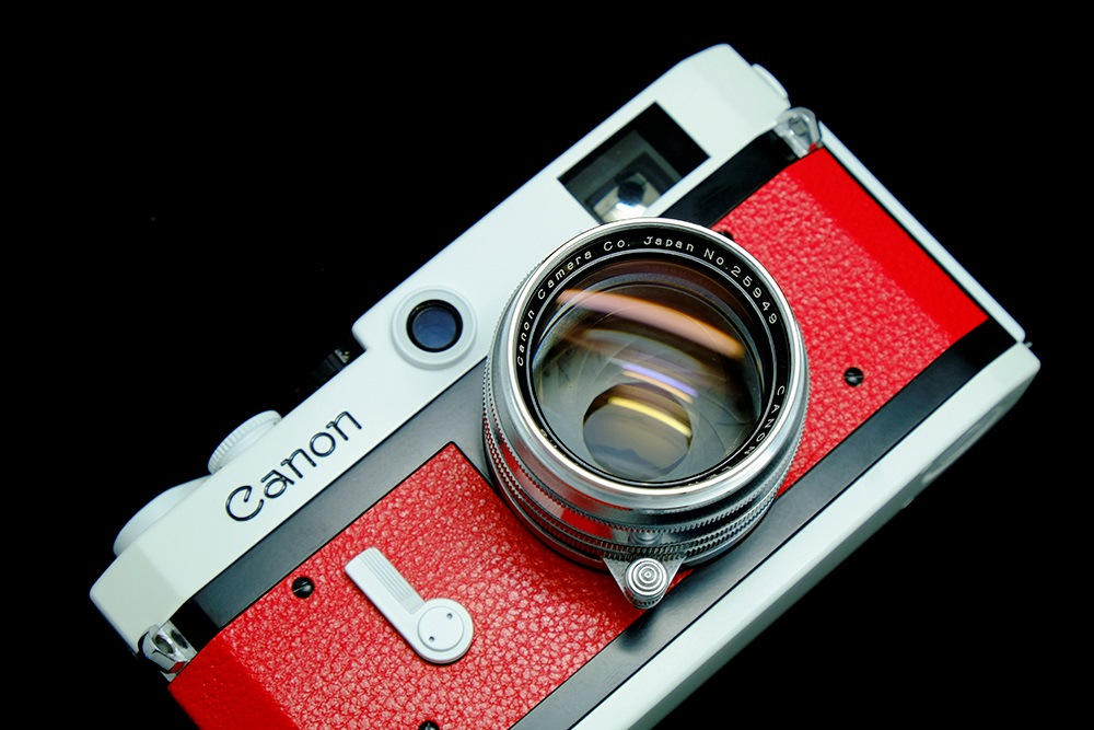 Canon Imperial Edition concept rangefinder