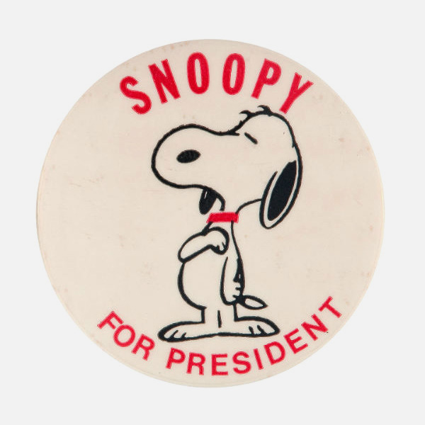 Snoopy for President