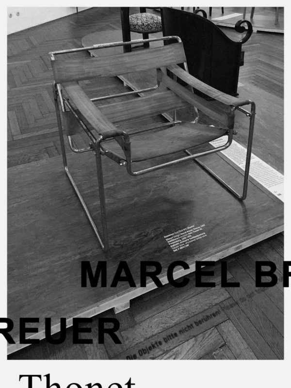 MARCEL BREUER / GEBR. THONET