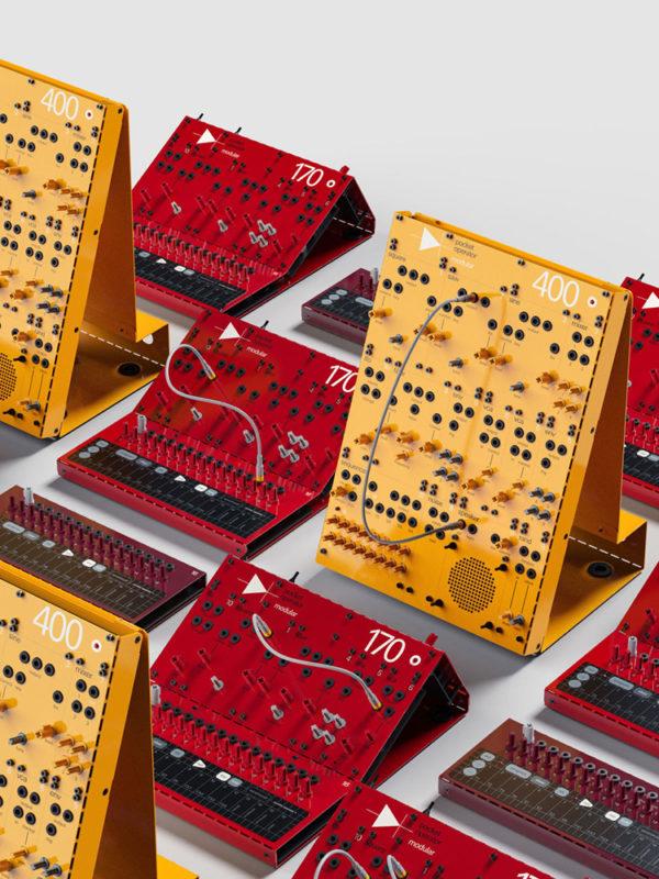 Pocket Operator modular analogue synthesizer