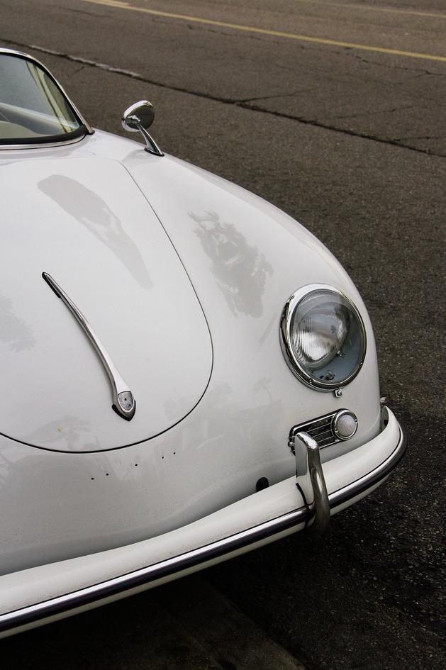 Sterile Porsche