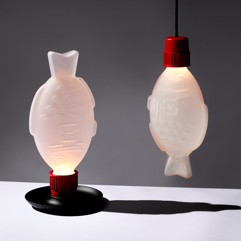 Light Soy lamp