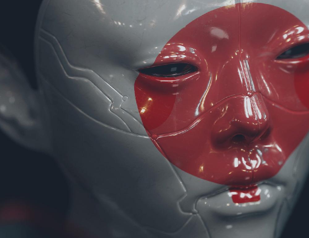 Geisha genoids x Maciej Kuciara