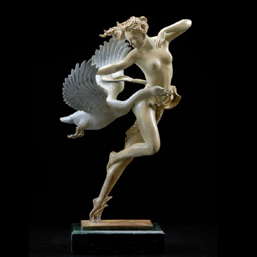 Leda and the Swan x Michael Parkes
