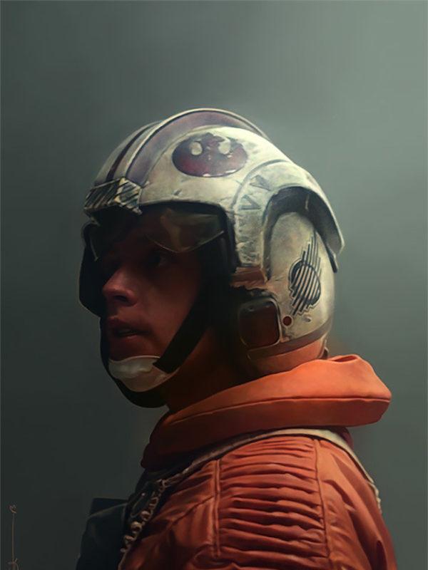Luke Skywalker x Euclase