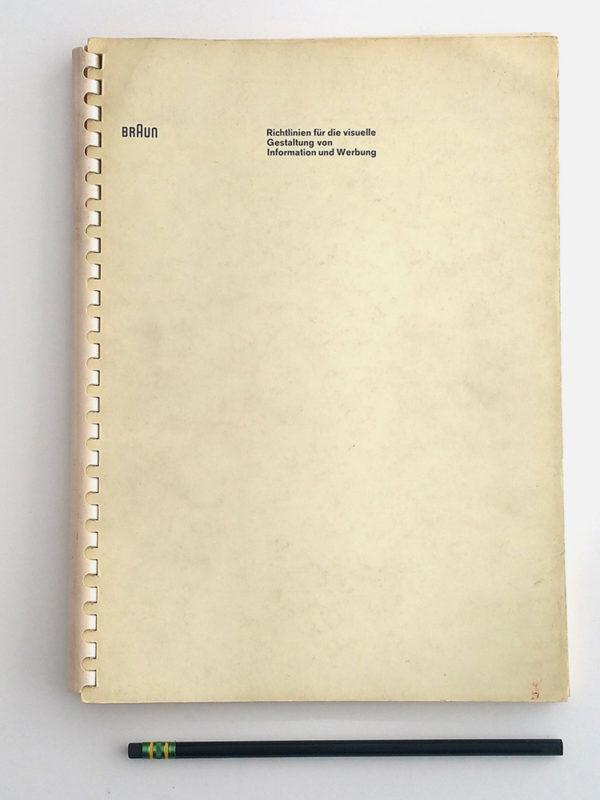 Braun Design Guidelines Manual