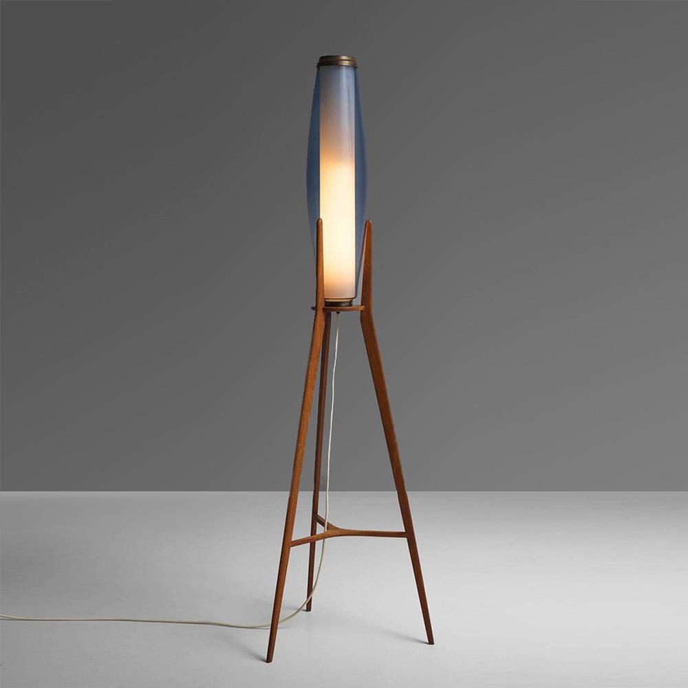 Svend Aage Holm Sørensen Tripod Floor Lamp