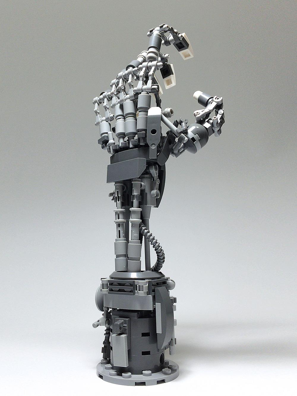 Lego Mech Hand