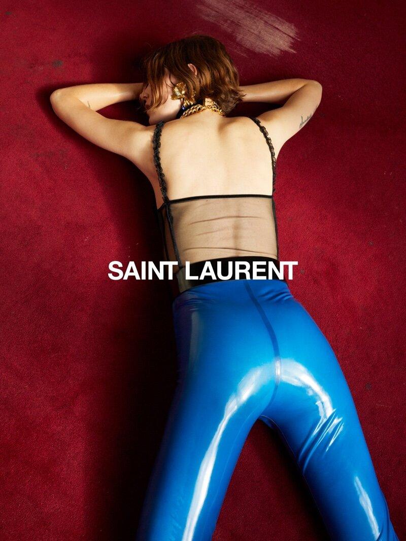 Saint Laurent x Juergen Teller