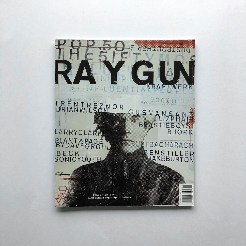 Raygun x Chris Ashworth