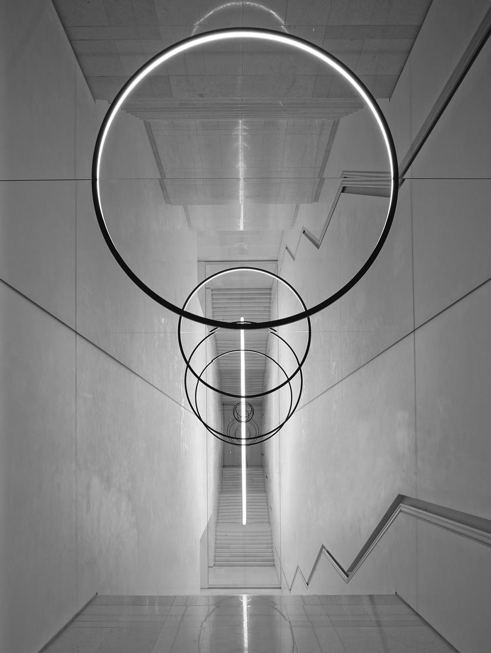 Gravity Stairs x Olafur Eliasson
