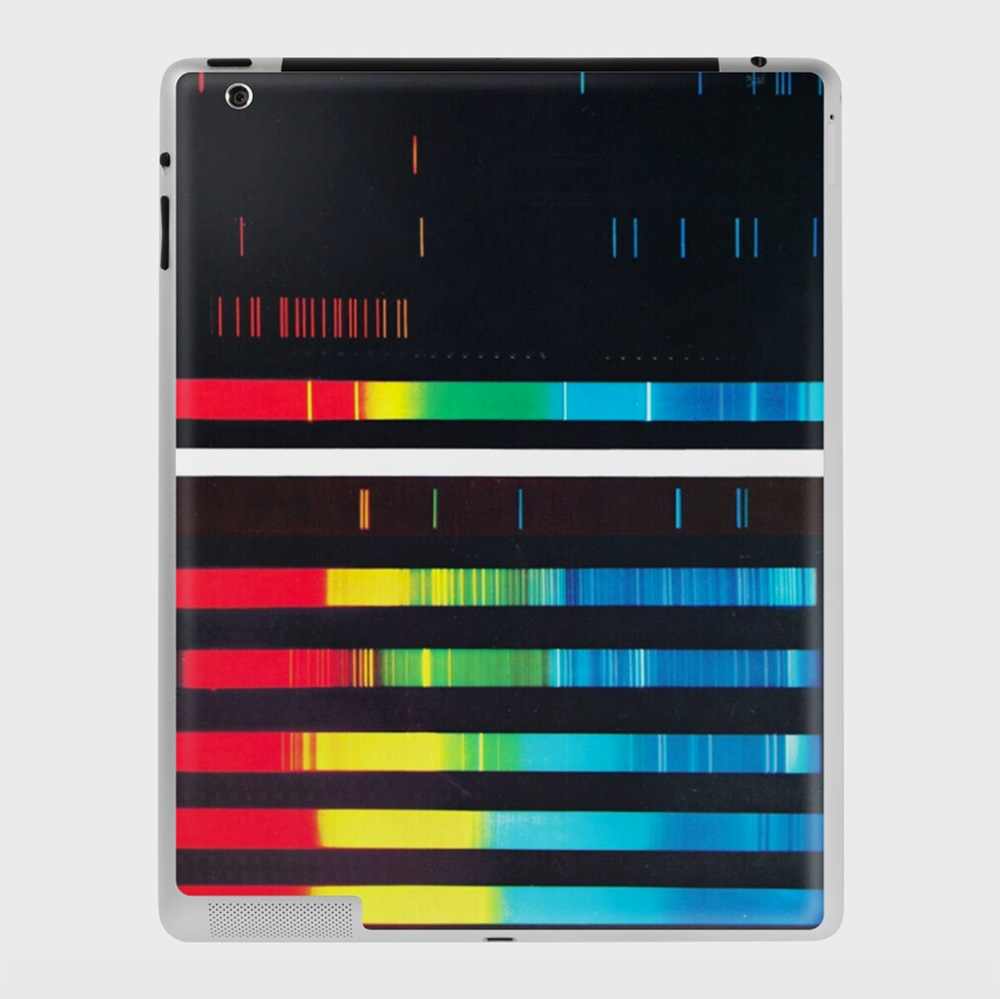 Spectrum of elements iPad Case x Sukko77