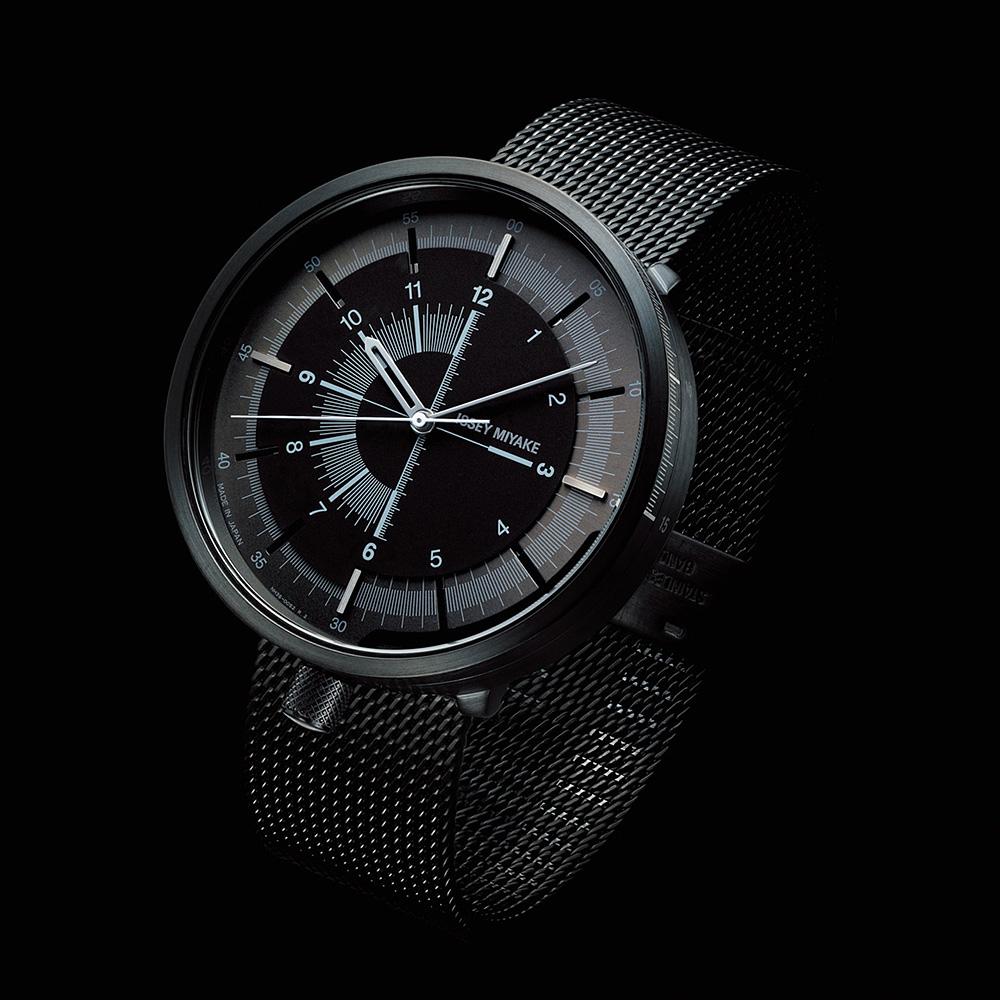 Issey Miyaki 1/6 mechanical watch