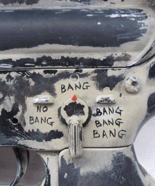 Bang / No Bang