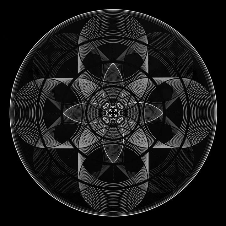 Prayer of Union Mandala